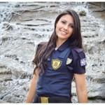 Policiais fazem concurso 'Belas Fardadas' na internet