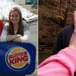Rede de fast food vai bancar festa dos noivos Burger e King