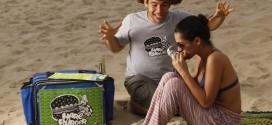 Com R$ 50 da avó, ambulante ganha 1º milhão vendendo hambúrguer na praia