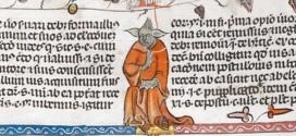 Historiadores encontram desenho de mestre Yoda em manuscrito medieval