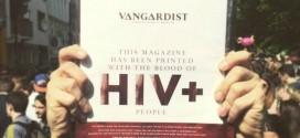 Revista alemã imprime edição com sangue de pessoas com HIV