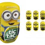 Tic Tac lança edição especial dos Minions nos Estados Unidos