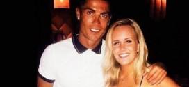 Cristiano Ronaldo acha celular perdido e convida dona do aparelho para jantar
