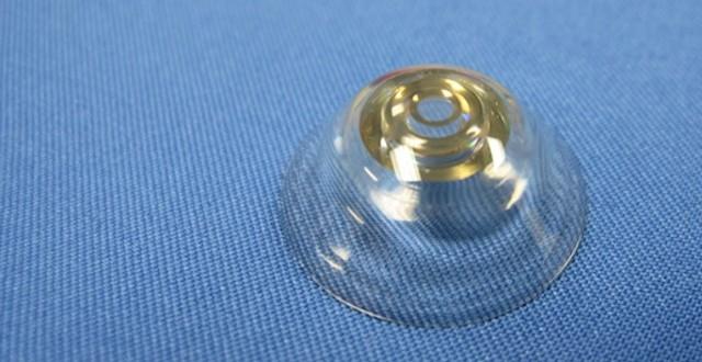 Pesquisadores desenvolvem lente de contato que pode dar zoom