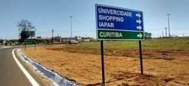 DER corrige placa com erro de português no Paraná