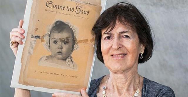 """Bebê de campanhas nazistas para promover a """"pureza ariana"""" era criança judia"""