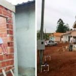 Pastor usa dízimo para construir casas para quem não tem moradia