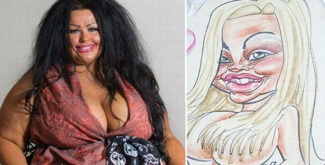 Britânica gasta R$ 600 mil para virar a própria caricatura