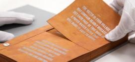 Livro 'bebível' consegue filtrar água suja