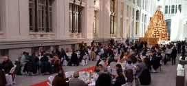 Prefeitura de Madri convida moradores de rua para ceia de Natal