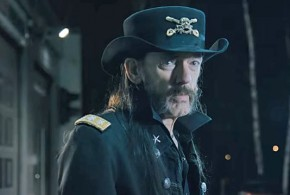 Lemmy Kilmister participou de comercial de leite semanas antes de morrer