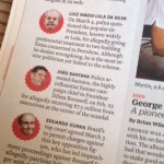 Revista americana 'Time' comete gafe e coloca Joel Santana na Lava Jato