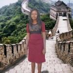 Após férias criadas no Photoshop, queniana ganha 1ª viagem internacional