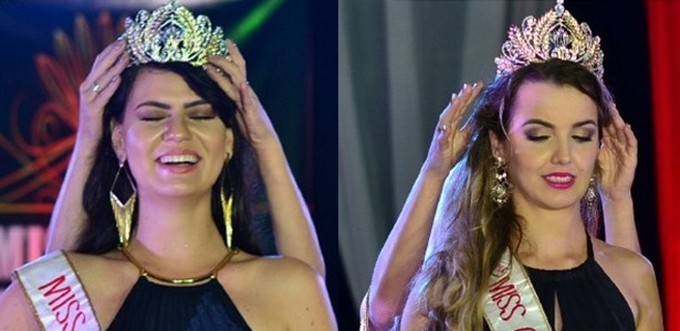 """Miss Rondônia Mundo é """"descoroada"""" no palco após erro em evento"""
