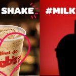 Bob's vai dar milk-shake para quem 'criticar' McDonald's