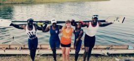 Treinadora recrutou nas ruas do Zimbábue uma equipe paralímpica de remo