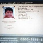Foto em conta de luz ajuda polícia a achar criança desaparecida em MG